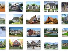 Types of houses in the World with Pictures