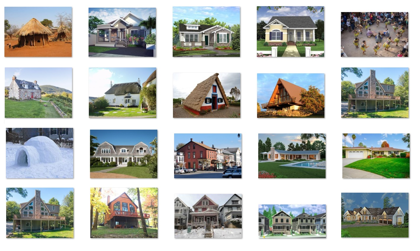 Types of houses in the World with Pictures - meqasa blog