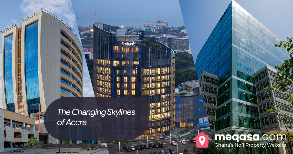 Accra Buildings 2018