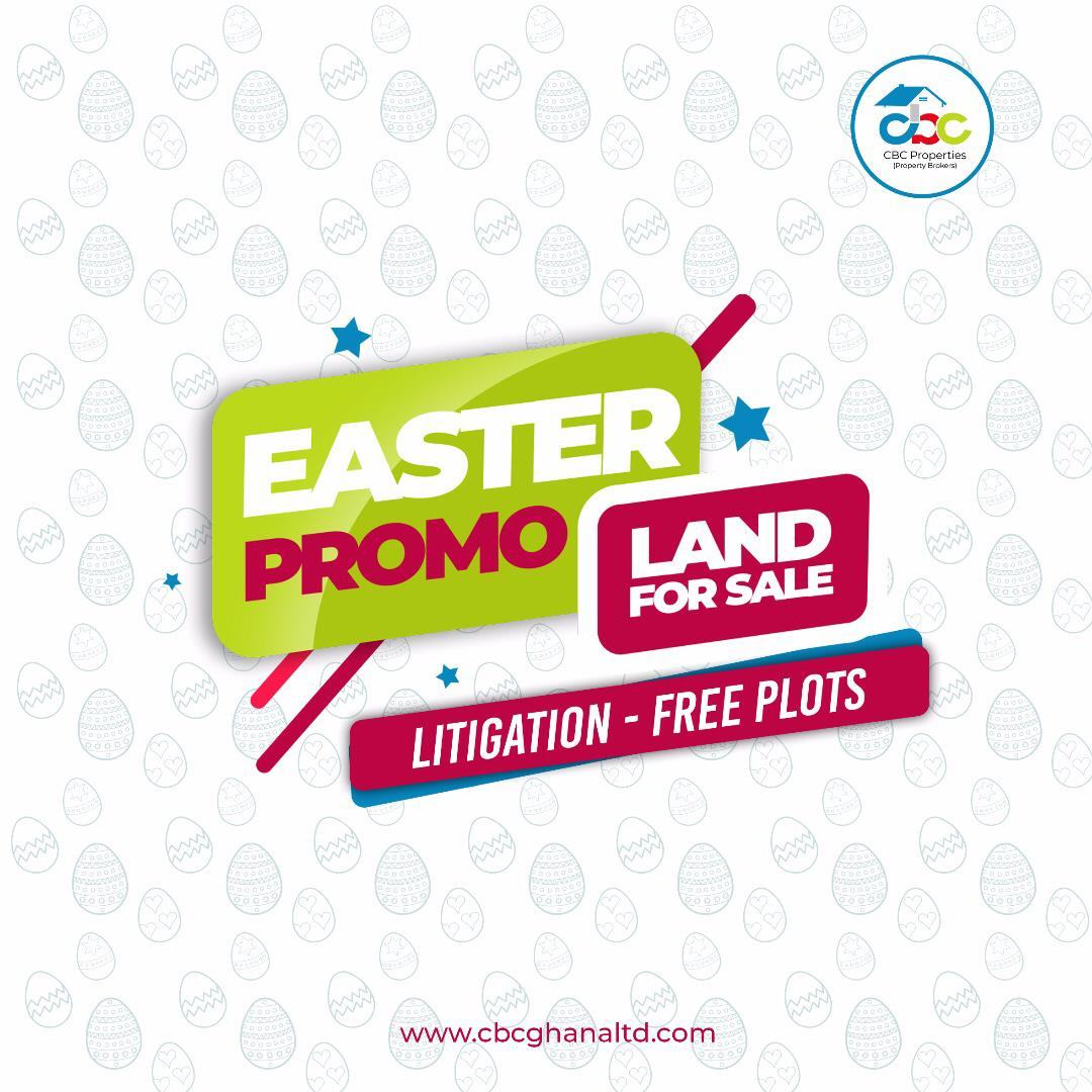 CBC Properties Easter Special Promo