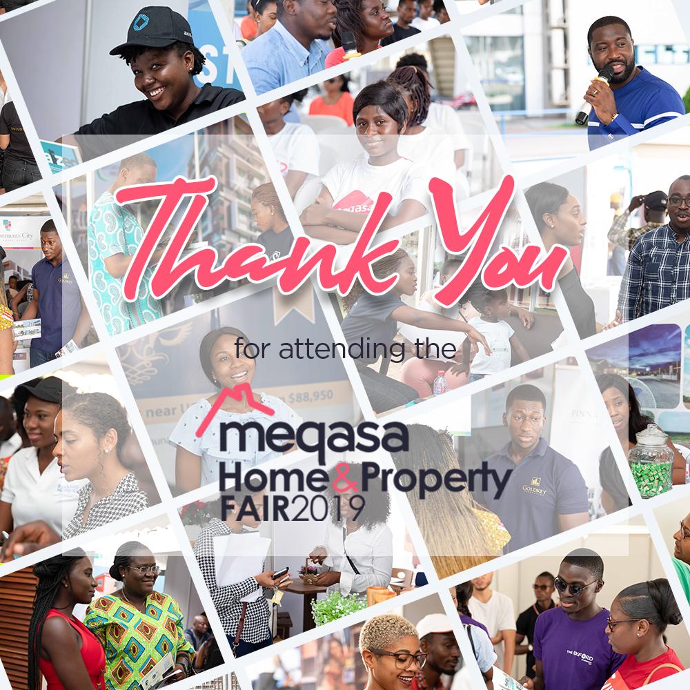meqasa Home Property Fair 2019