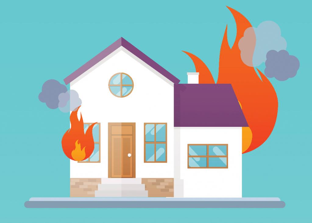 fire certificate to help avoid fire disasters