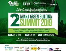 Second Ghana Green Building Summit 2019 Held in Accra