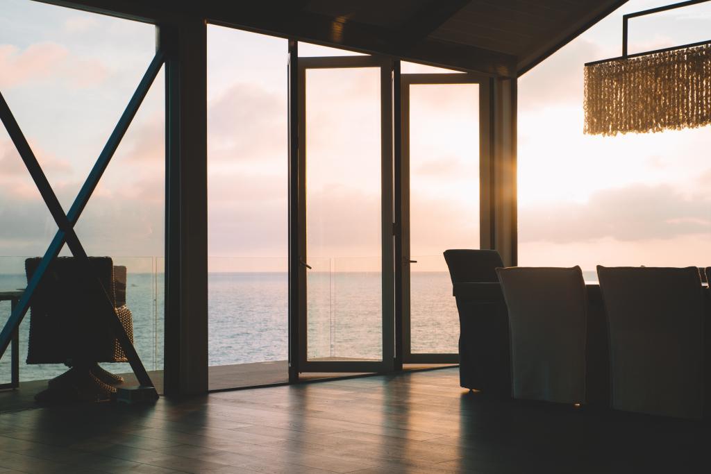 Top floor tranquility