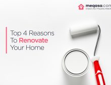 Top 4 Reasons To Renovate Your Home