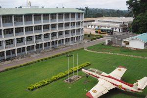 living in Kumasi