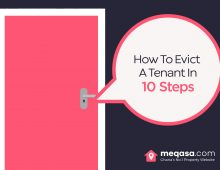 HOW TO EVICT A TENANT IN 10 STEPS
