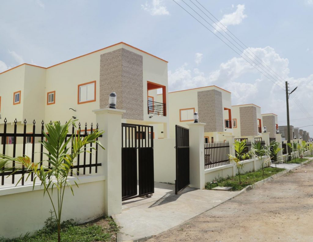 real estate companies in Ghana - rehoboth