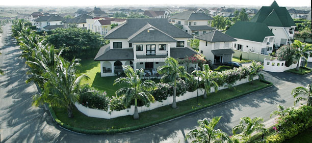 real estate companies in ghana - trasacco
