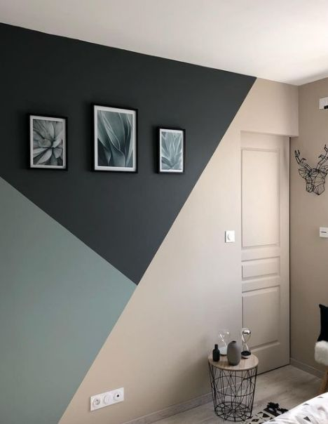 50 Inspiring Room Painting Designs For Your Room Images