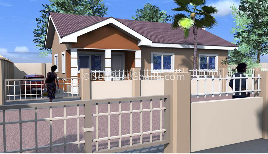 2 Bedroom House For Sale At Tema 014360