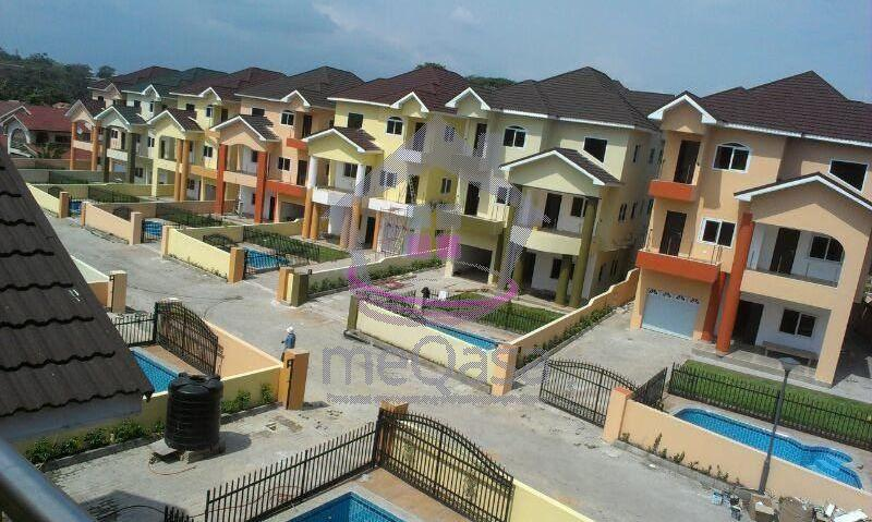 5 Bedroom Townhouse For Rent At Cantonments 017775