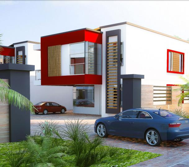 5 Bedroom Townhouse For Sale At Cantoments 048600