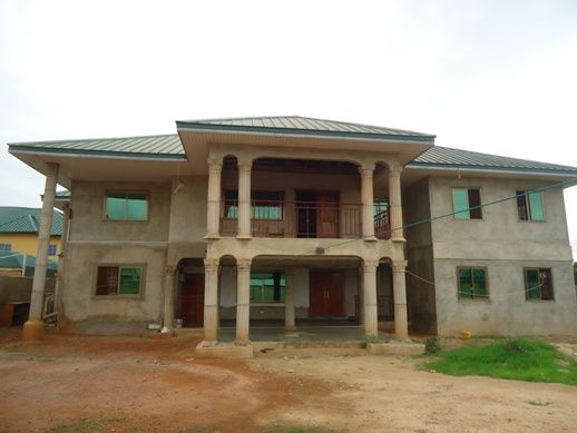 12 bedroom house for rent at east legon - 006161