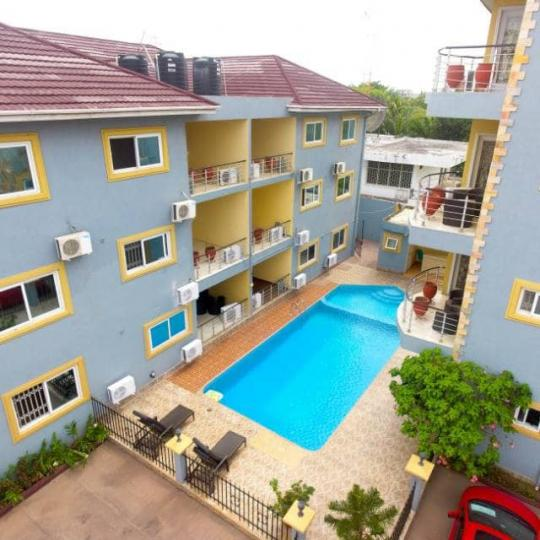 3 Bed Apartments For Rent: 3 Bedroom Apartment For Rent At Airport Residential Area
