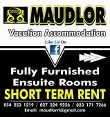 Listings by Maudlor Rentals