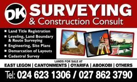 DK Surveying & Construction Consult
