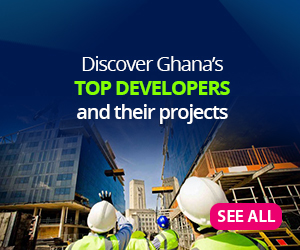 Discover Ghana's top real estate developers and their development projects