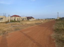 land for sale at DAWHENYA - MIOTSO