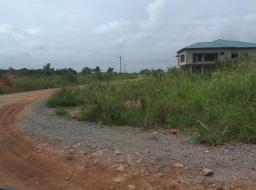 land for sale at DODOWA/ FOREST HOTEL