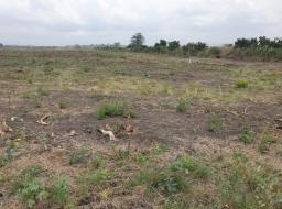 land for sale at AFIENYA-SHAI HILLS Free Documentation And Litigation Free On Lands Purchases