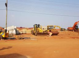 land for sale at Tema Community 25/ Devtraco