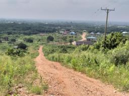 land for sale at Dodowa - on reduction