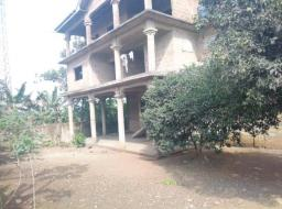 22 room commercial space for sale at Aburi