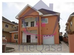 4 bedroom townhouse for rent at East Legon, Accra Ghana