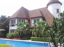 5 bedroom house for sale at East Legon - Trasacco Estate Road