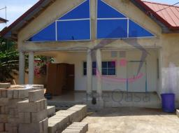 3 bedroom house for rent at Weija Water Works