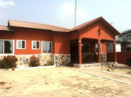 6 bedroom house for sale at Kasoa