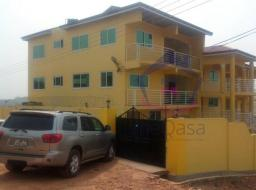 3 bedroom apartment for rent at Kwabenya