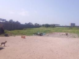 land for sale at Tema, Beach Front