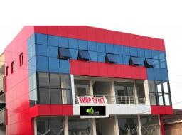 shop for rent at East Legon (5yrs @ $45000)