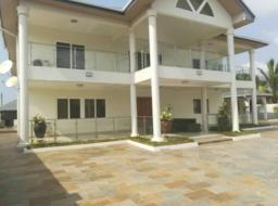 4 bedroom furnished house for sale at Ada Foah