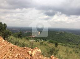 land for sale at Dodowa Hills (Beautiful scenery)