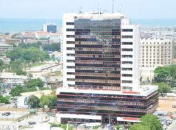 office for rent at Accra (SERVICED OFFICES - HERITAGE TOWER)