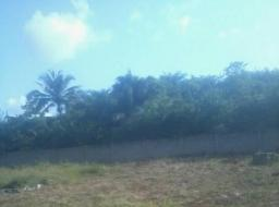 serviced land for sale at Busua Beach, Takoradi