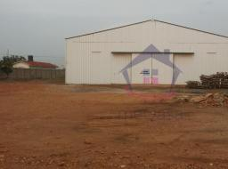 warehouse for sale at Kpone