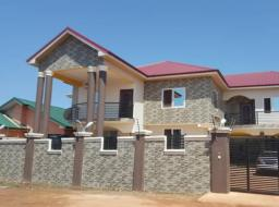 5 bedroom furnished house for rent at Baatsona-Spintex, Accra