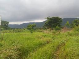 land for sale at Ayikuma-Dodowa