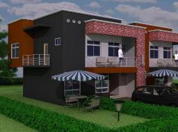 3 bedroom townhouse for sale at Weija