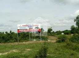 land for sale at Afienya - Dodowa Road