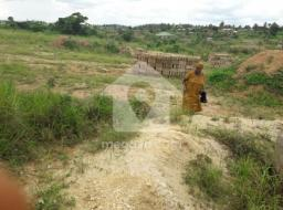 land for sale at Oyibi, around Valley View University