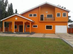 5 bedroom house for rent at Lashibi