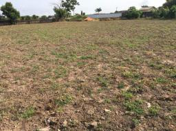 land for sale at Haatso-Atomic Road