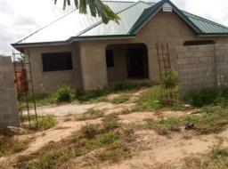2 bedroom house for sale at pokuase