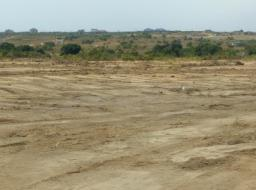 land for sale at GREEN BEVERLY GATED COMMUNITY,PRAMPRAM,ACCRA-GHANA