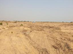 serviced land for sale at prampram